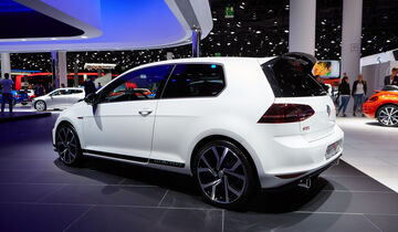 IAA 2015, VW Golf GTI Clubsport