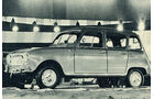IAA, Renault, R4, 1961, Historie, Geschichte, Chronik, Highlights