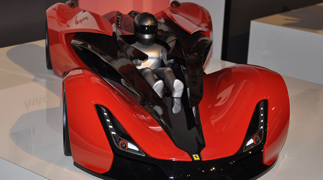 IED Torino, Ferrari World Design Contest 2011