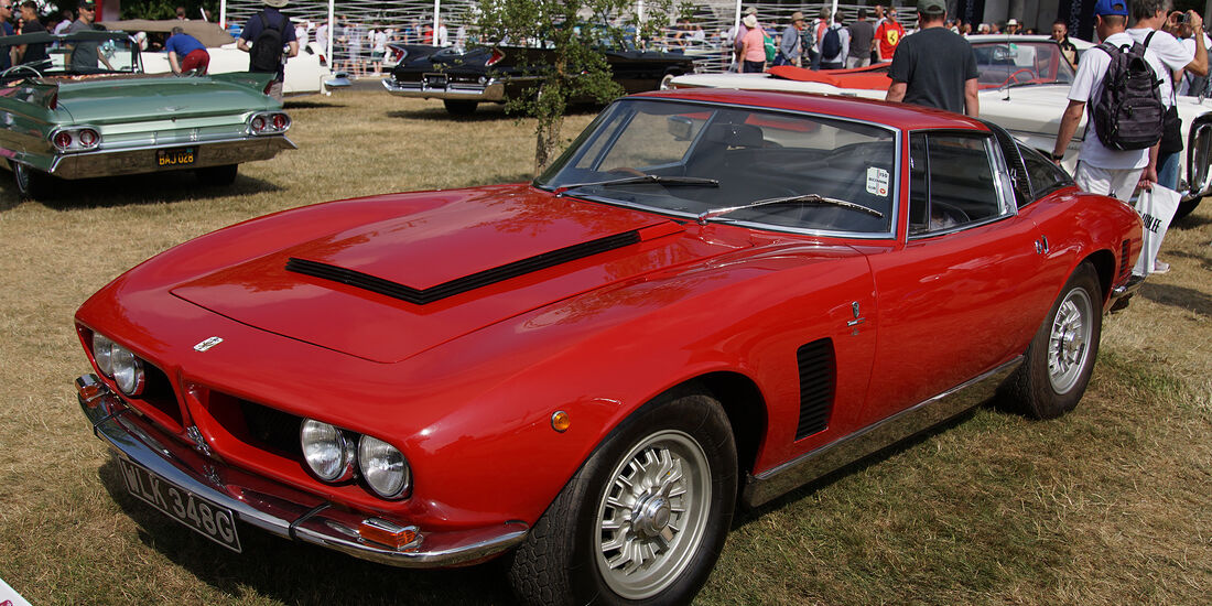 ISO Grifo 7-Litre Can Am