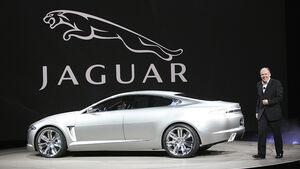 Ian Callum Jaguar XF