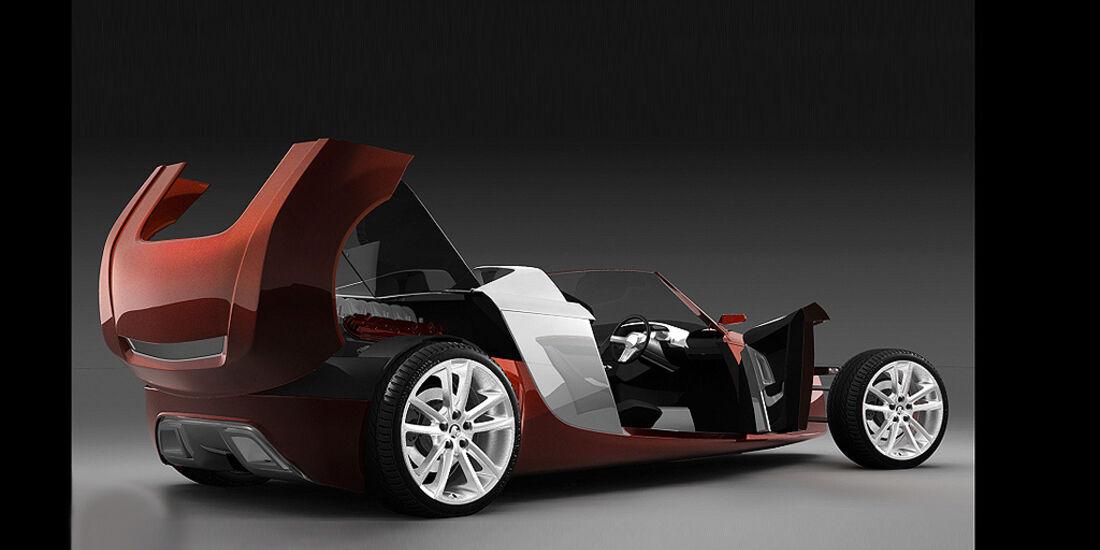 Idries Noah FR-1 Concept
