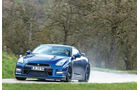 Importracing Nissan GT-R, Frontansicht, Frontansicht, spa 05/2014