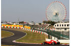 Impression  - Formel 1 - GP Japan - 07. Oktober 2011