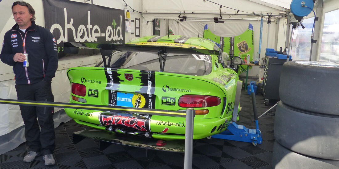 Impressionen - 24h Nürburgring 2015 - Nordschleife - Donnerstag - 14.5.2015