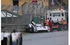Impressionen - 24h-Rennen - Le Mans 2014 - Audi R18 e-tron quattro - Unfall