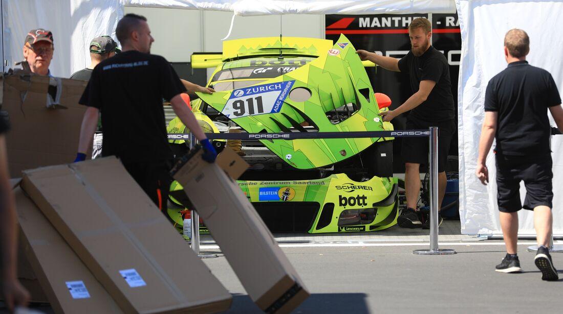 Impressionen - 24h Rennen Nürburgring - 9. Mai 2018
