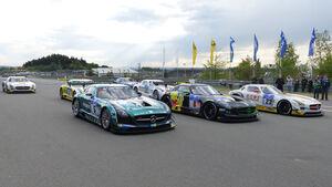 Impressionen - 24h-Rennen - Nürburgring - Mittwoch - 13.5.2015