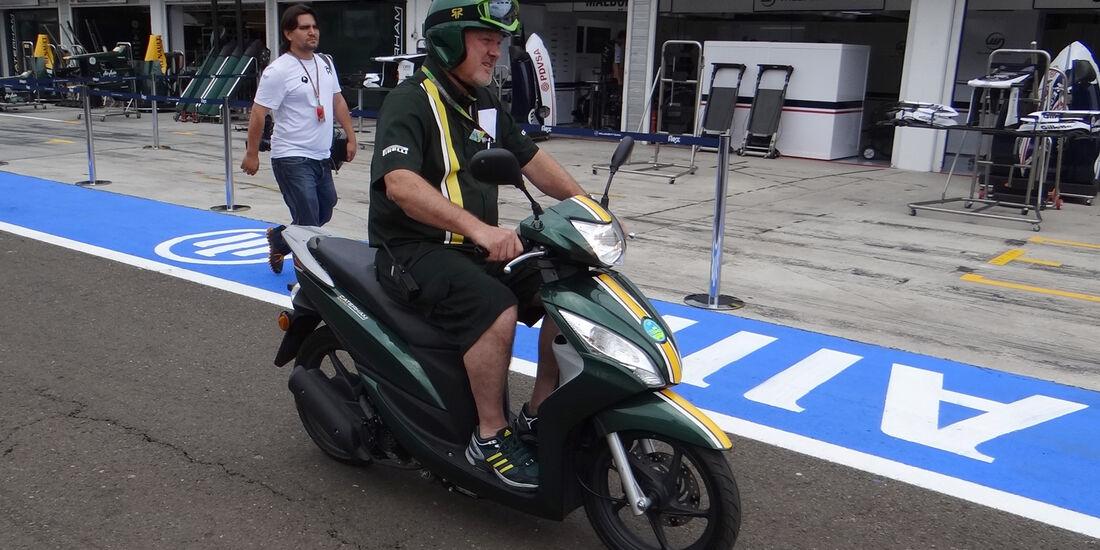Impressionen - Formel 1 - Budapest - GP Ungarn - 26. Juli 2012