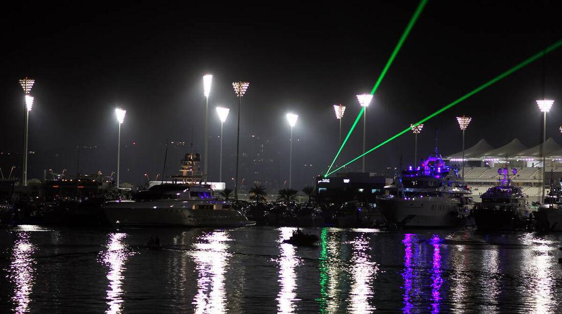 Impressionen  - Formel 1 - GP Abu Dhabi - 01. November 2013