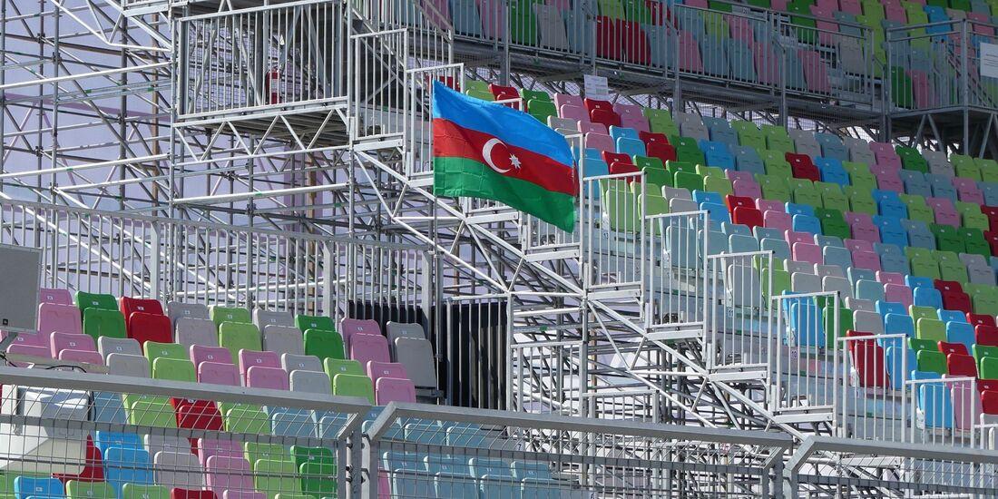 Impressionen - Formel 1 - GP Aserbaidschan - 26. April 2018