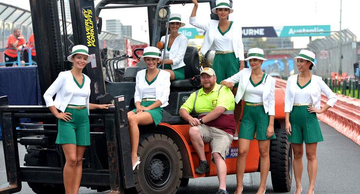 Fotos GP Australien 2017: Bilder vom Mittwoch - auto motor und sport