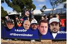 Impressionen - Formel 1 - GP Australien - Melbourne - 23. März 2017