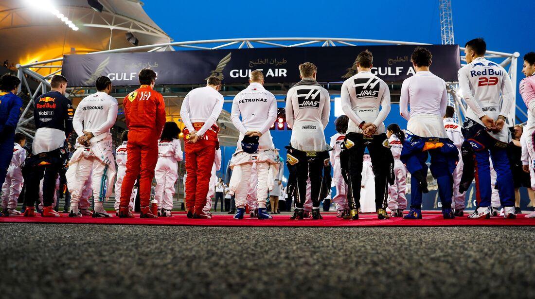 Impressionen - Formel 1 - GP Bahrain - 31. März 2019