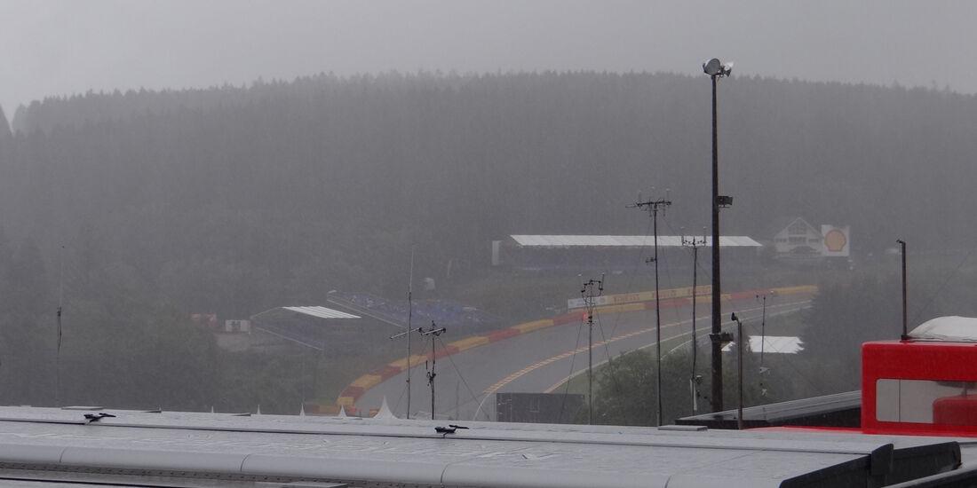 Impressionen - Formel 1 - GP Belgien - Spa - 31.8.2012