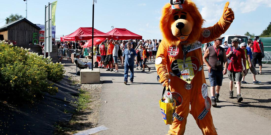 Impressionen - Formel 1 - GP Belgien - Spa-Francorchamps - 27. August 2016