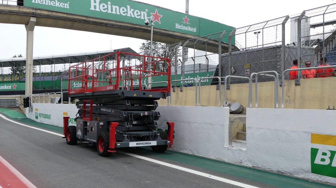 Impressionen - Formel 1 - GP Brasilien - 8. November 2017