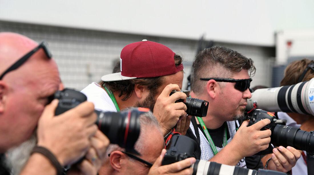 Impressionen  - Formel 1 - GP Deutschland - 30. Juli 2016