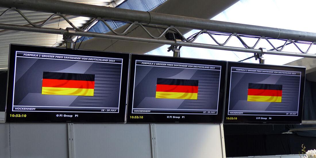 Impressionen - Formel 1 - GP Deutschland - Hockenheim - 17. Juli 2014