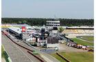 Impressionen - Formel 1 - GP Deutschland - Hockenheim - 19. Juli 2014