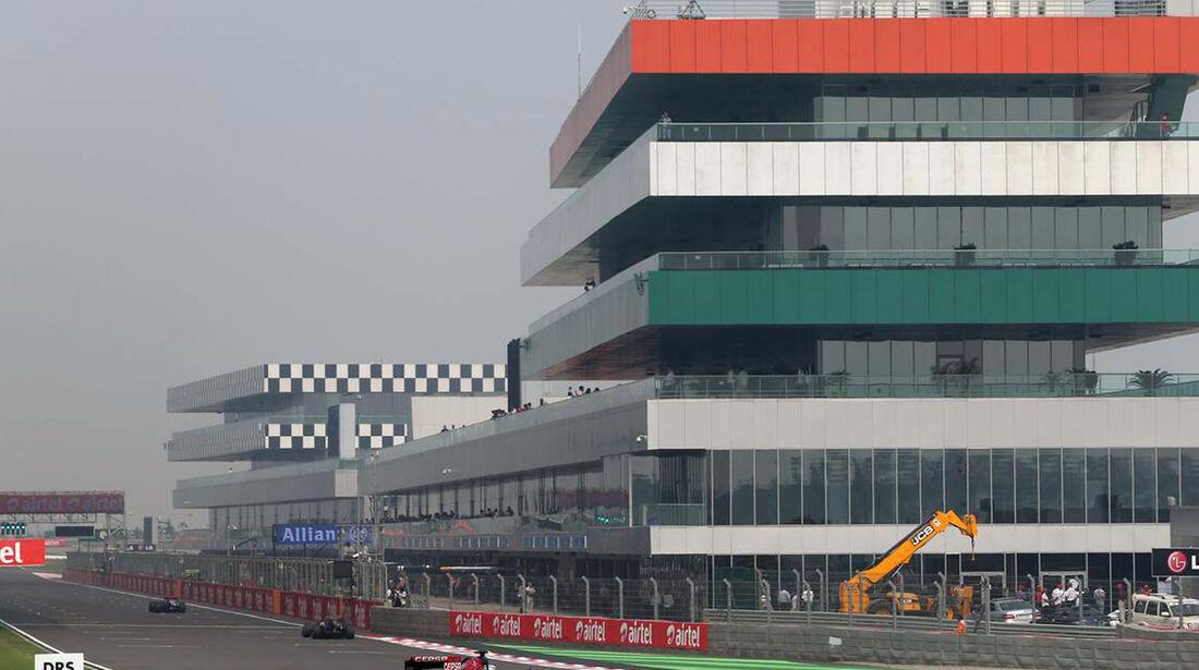 Impressionen  - Formel 1 - GP Indien - 25. Oktober 2013