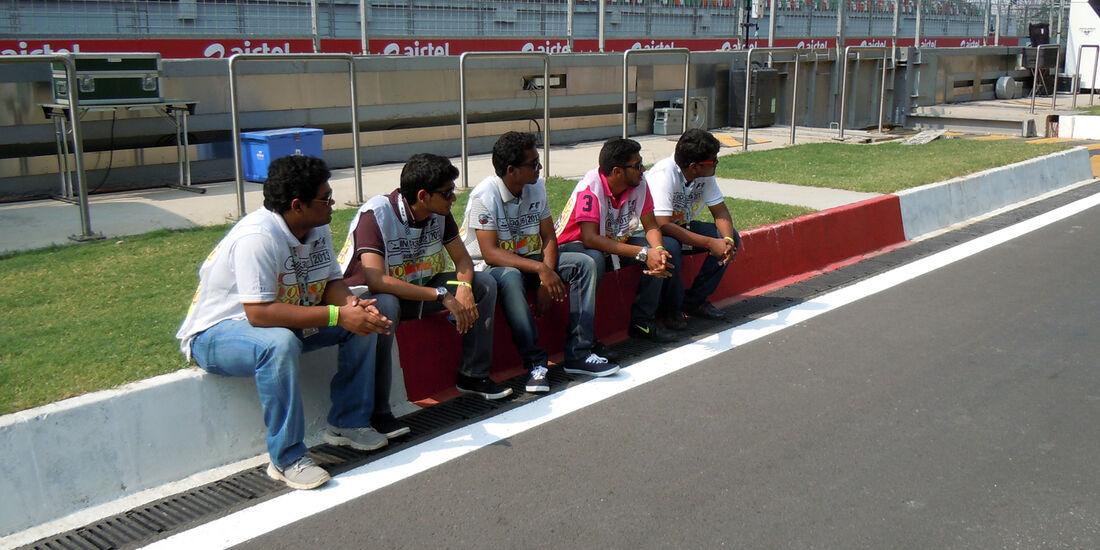Impressionen - Formel 1 - GP Indien - Delhi - 24. Oktober 2013