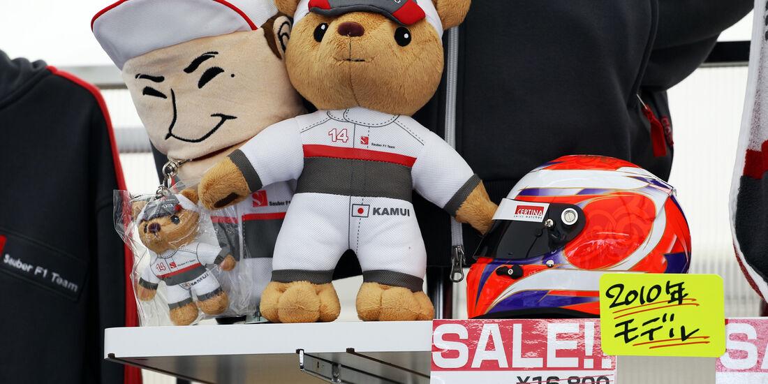 Impressionen - Formel 1 - GP Japan - Suzuka - 6. Oktober 2012