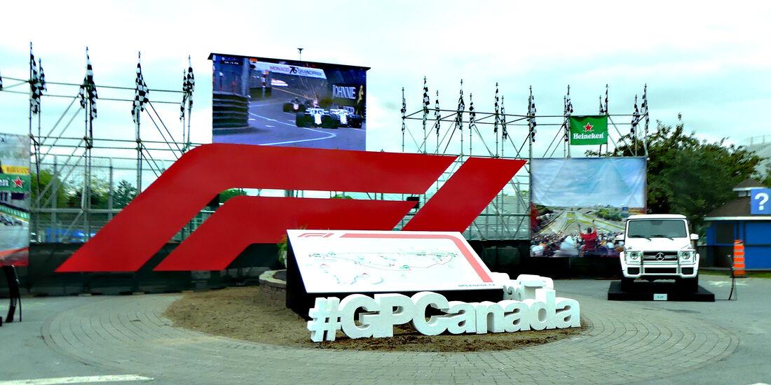 Impressionen - Formel 1 - GP Kanada - Montreal - 6. Juni 2018