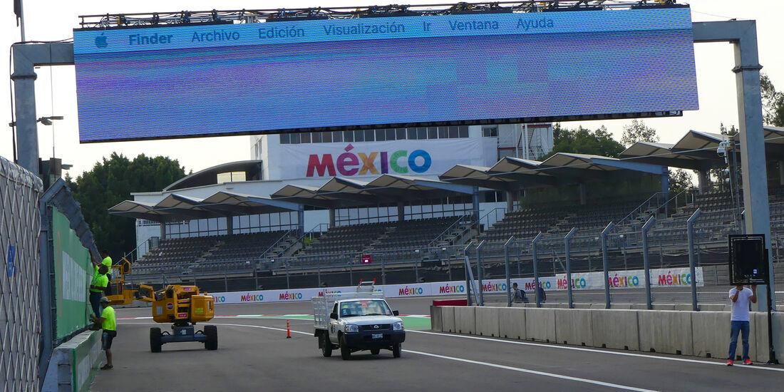 Impressionen - Formel 1 - GP Mexiko - 24. Oktober 2018