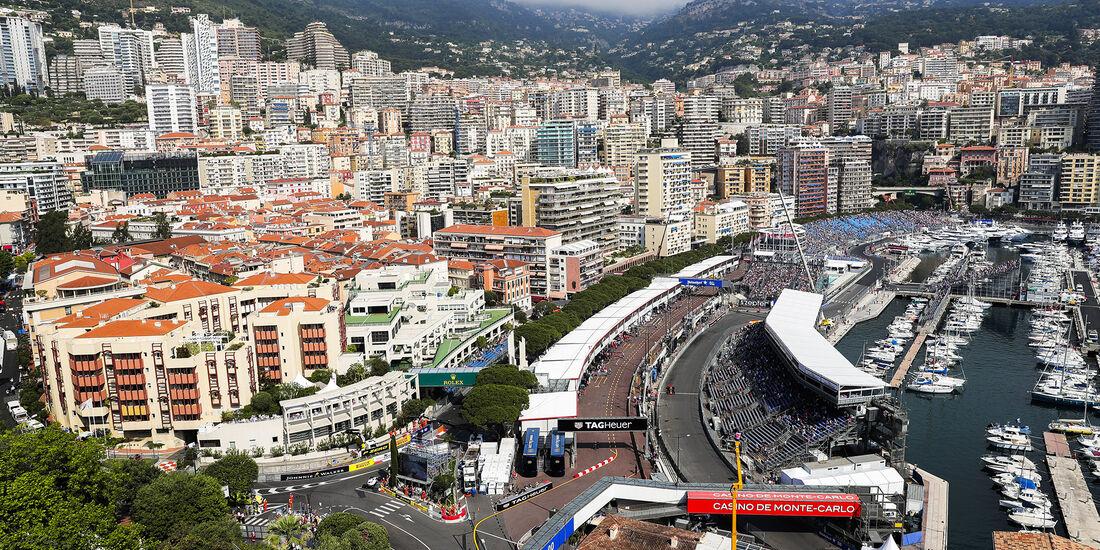 Impressionen - Formel 1 - GP Monaco - 25. Mai 2017