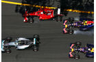 Impressionen  - Formel 1 - GP Monaco - Sonntag - 24. Mai 2015