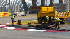 Impressionen - Formel 1 - GP Singapur - 17. September 2014