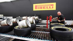 Impressionen - Formel 1 - GP Spanien - 9. Mai 2013