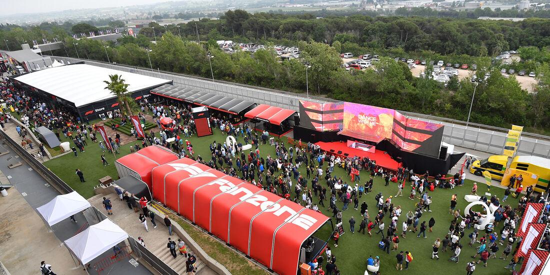 Impressionen - Formel 1 - GP Spanien - Barcelona - 12. Mai 2018