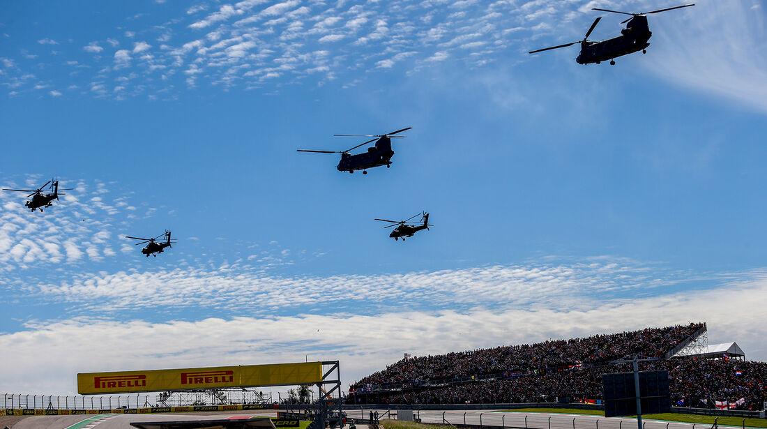 Impressionen - Formel 1 - GP USA - Austin - 2018