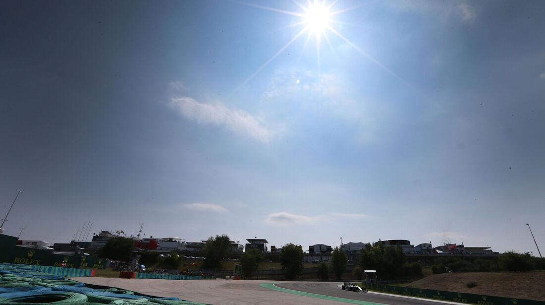 Impressionen - Formel 1 - GP Ungarn - 24. Juli 2016