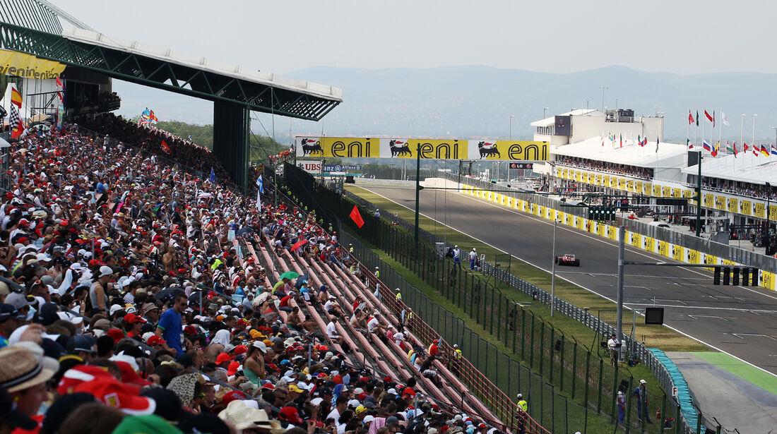 Impressionen - Formel 1 - GP Ungarn - Budapest - 28. Juli 2012