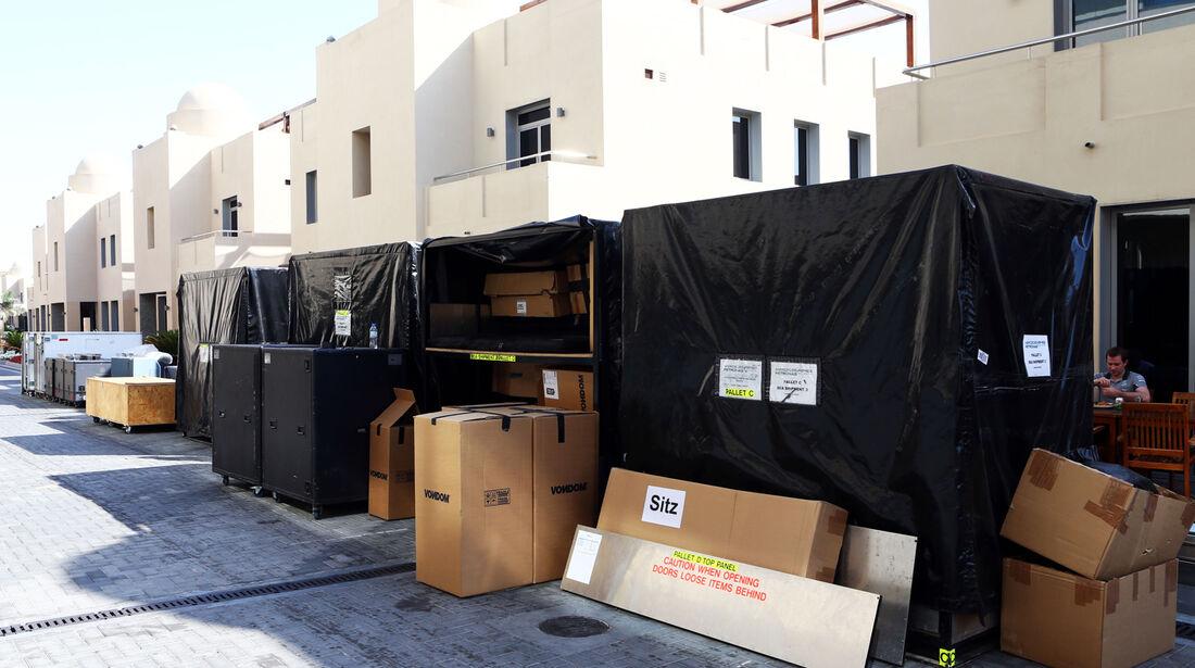 Impressionen - Formel 1 - Test - Abu Dhabi - 26. November 2014