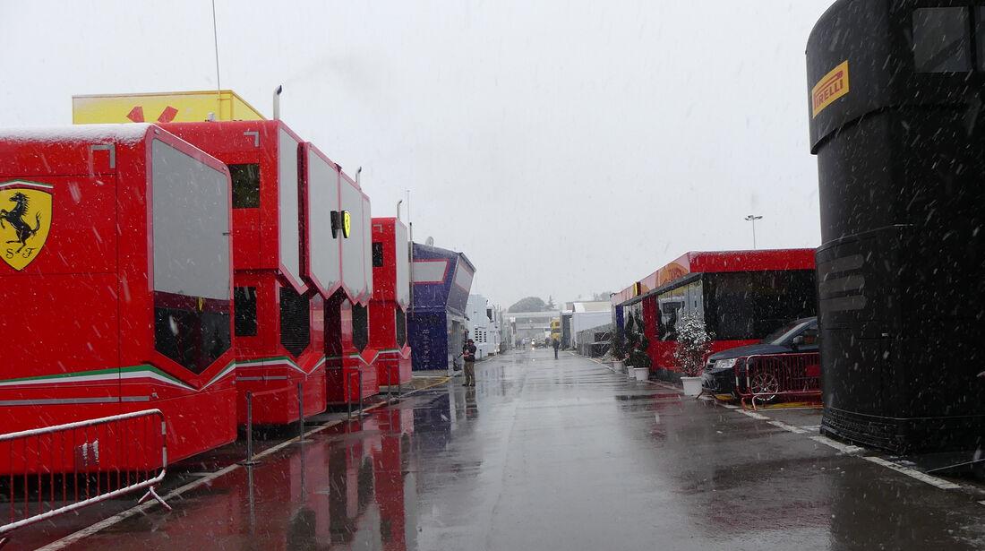 Impressionen - Formel 1 - Test - Barcelona - Tag 3 - 28. Februar 2018