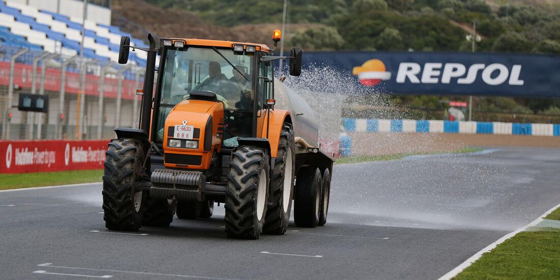 Impressionen - Formel 1 - Test - Jerez - 29. Januar 2014