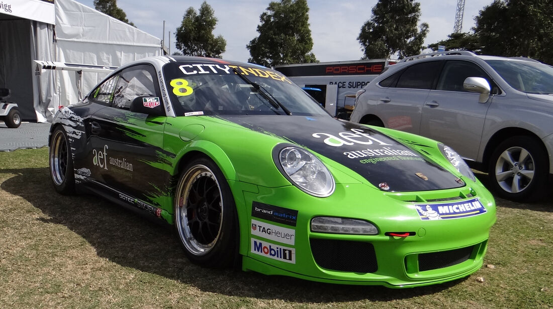 Impressionen - GP Australien - 14. März 2012