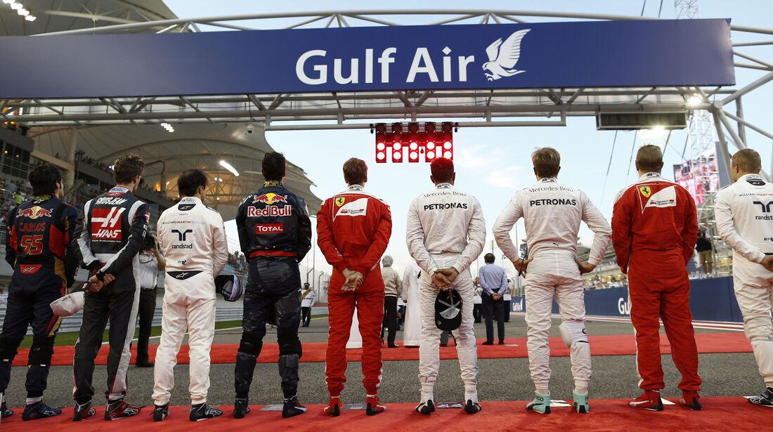 Impressionen - GP Bahrain 2016