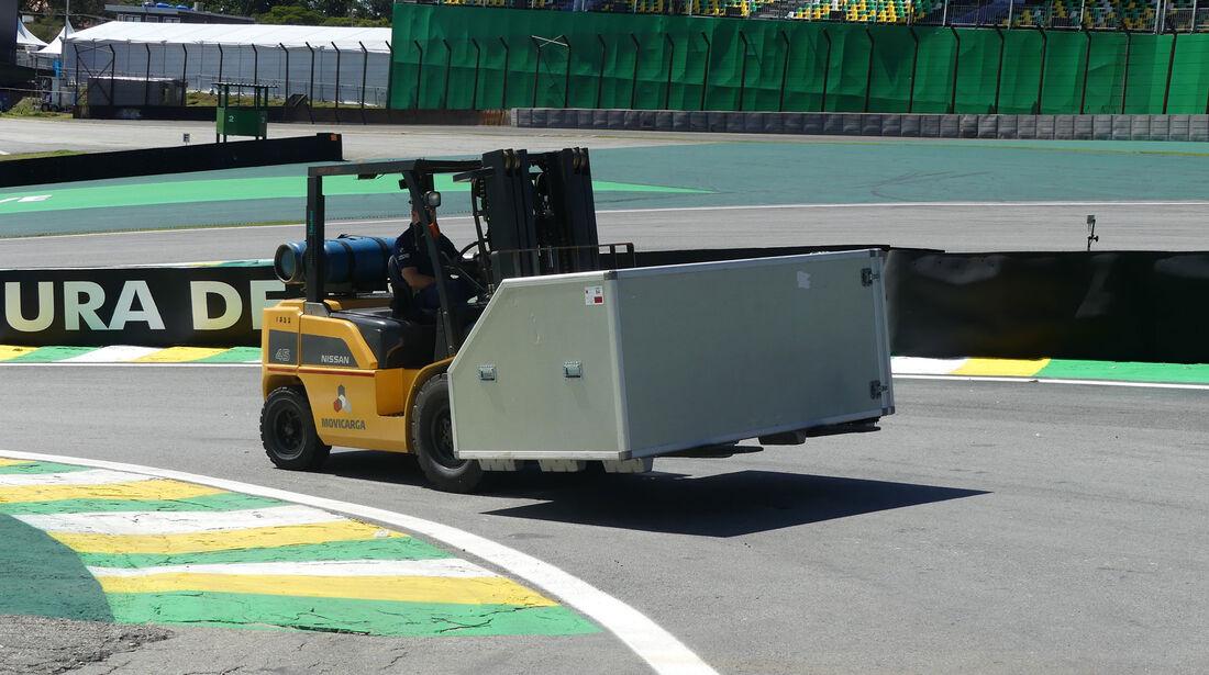 Impressionen - GP Brasilien - Sao Paulo - Interlagos - Donnerstag - 10.11.2016