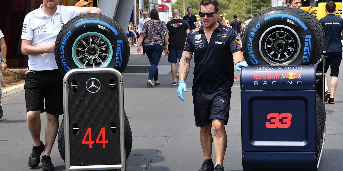 Impressionen - GP Frankreich - Paul Ricard - Formel 1 - 21. Juni 2018