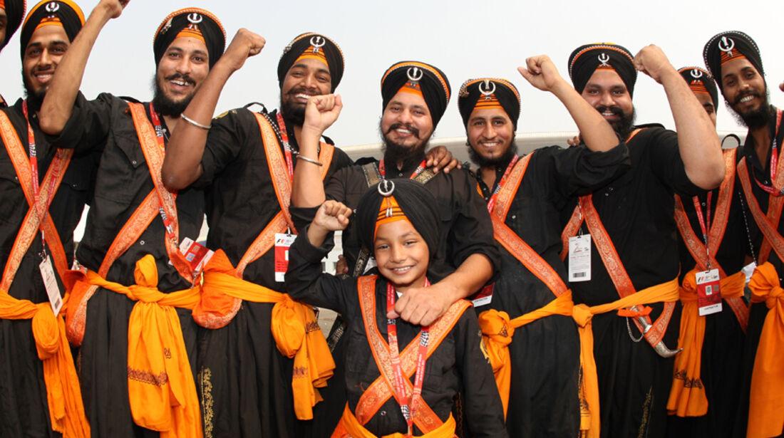 Impressionen GP Indien 2011