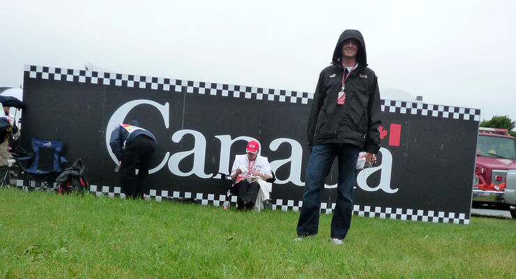 Impressionen - GP Kanada 2011