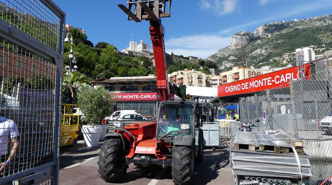 Impressionen - GP Monaco - Formel 1 - Mittwoch - 23.5.2018