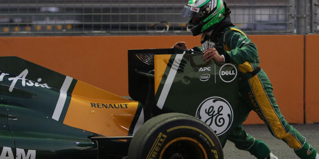 Impressionen - GP Singapur 2011