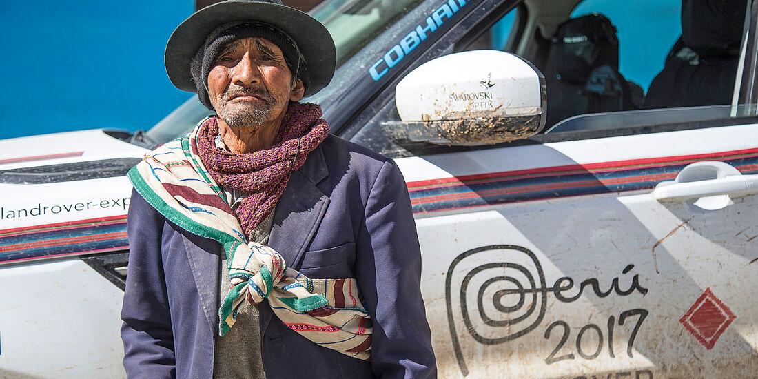 Impressionen Land Rover Experience Peru
