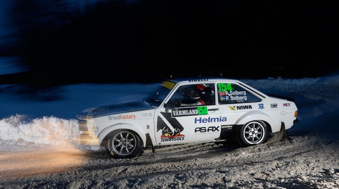 Impressionen - WRC - Rallye Schweden 2015
